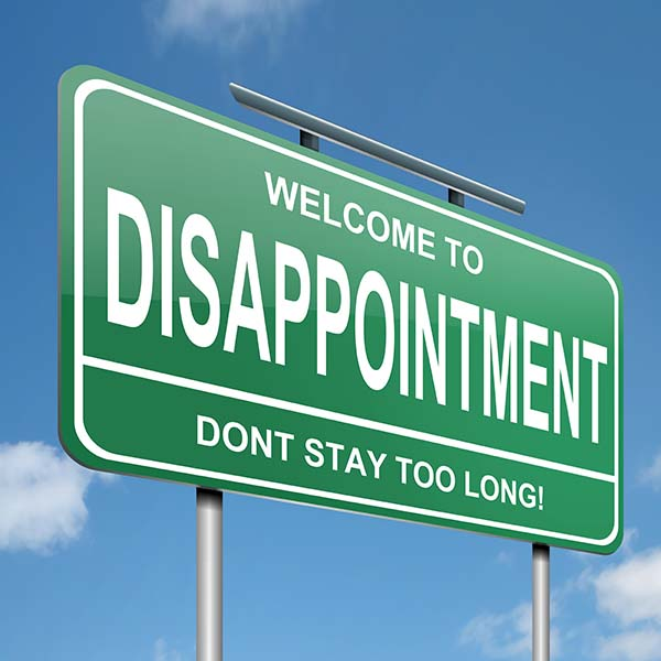 7 proper methods to tackle any kind of disappointment